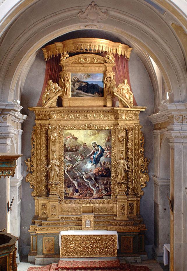 chiesa di santa maria del suffragio, chiese in puglia italia