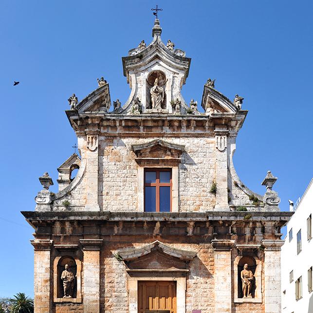 chiesa del caroseno, puglia turismo