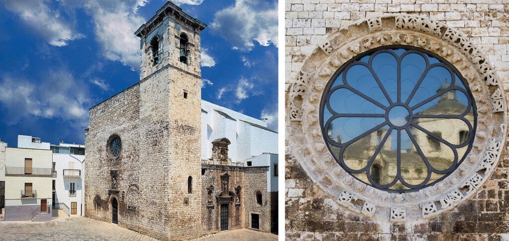 chiesa di san leone magno, vacanze in puglia