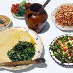 piatto tipico pugliese, l'impanata