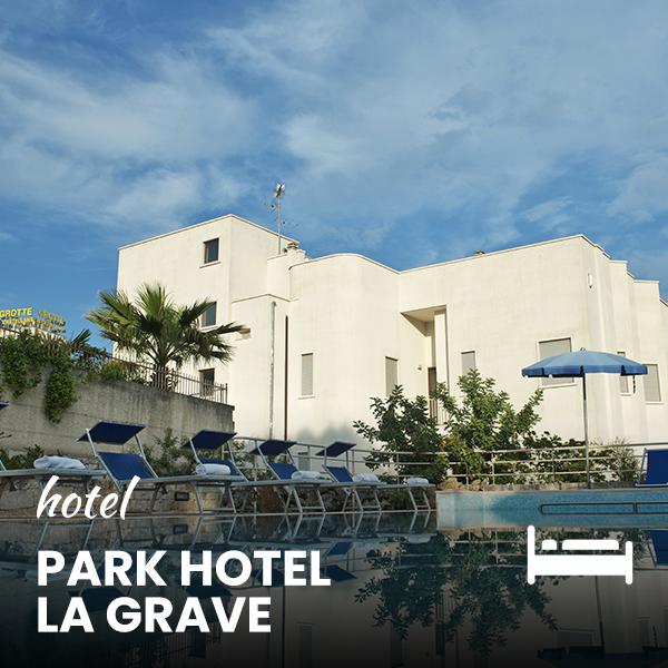 hotel park hotel la grave in puglia