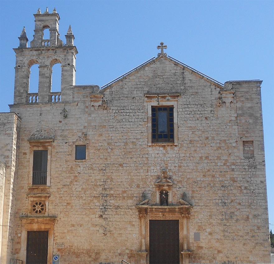 chiesa di san francesco da paola, tour puglia