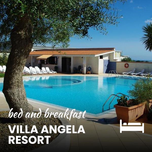 b&b villa angela resort in puglia