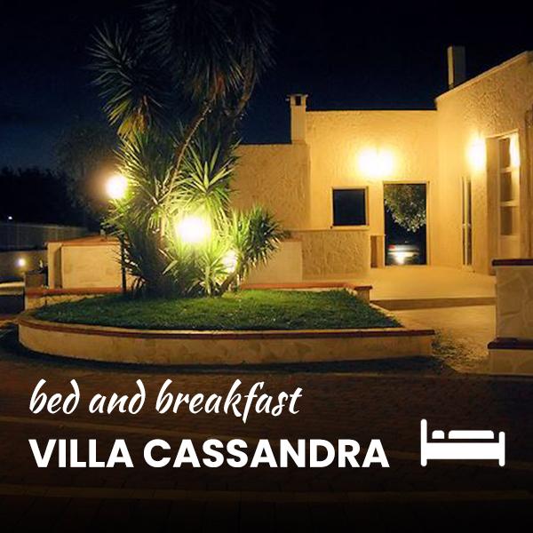 b & b villa cassandra in puglia