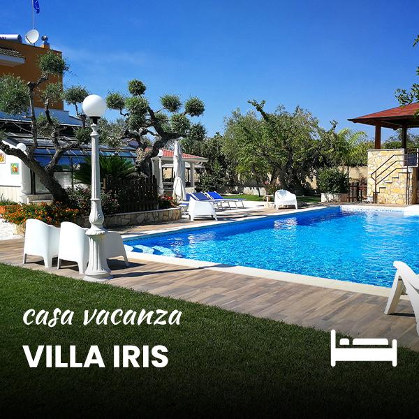 casa vacanze puglia villa iris in puglia