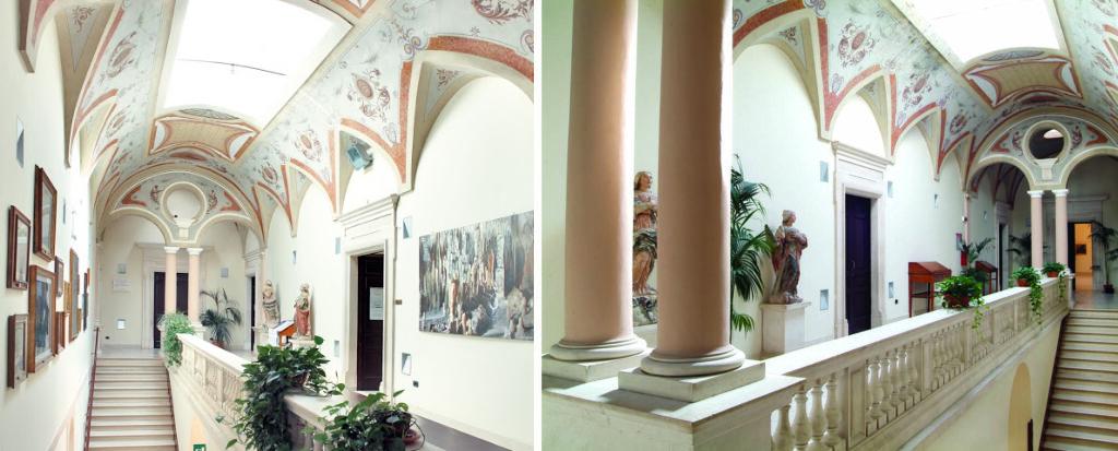 tour puglia, palazzo municipale di castellana grotte in puglia