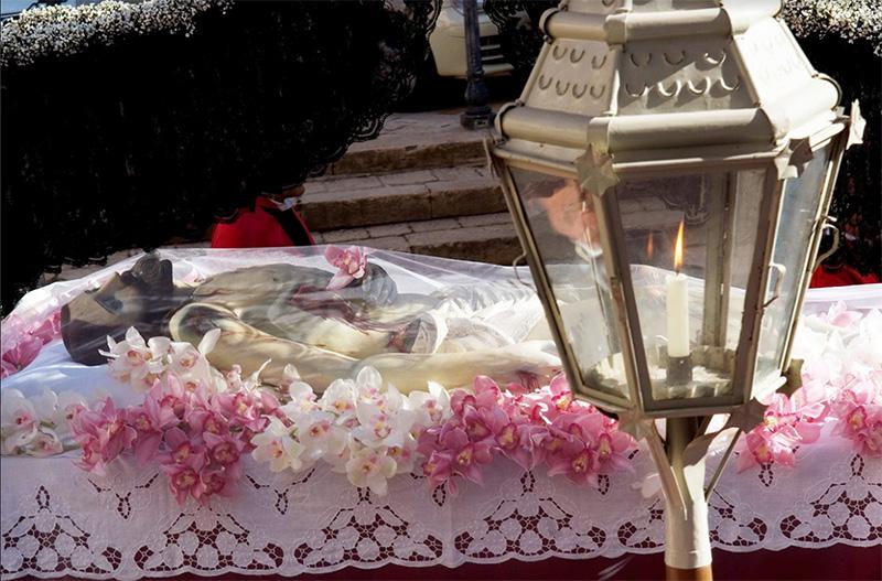 tradizione pugliese, i riti della settimana santa